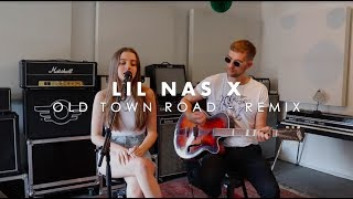 Old Town Road - Remix - Lil Nas X Cover by Ida Laurberg