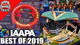 Best NEW Rides of IAAPA 2019 Expo - Highlights