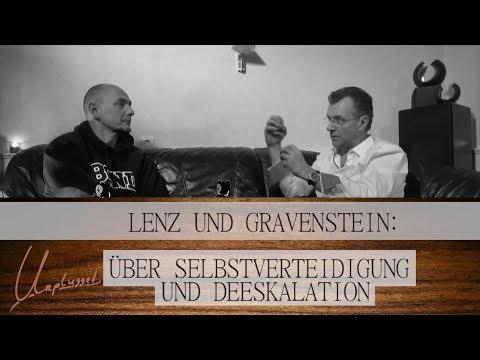 Unplugged #3 | Lenz und Gravenstein über Selbstverteidigung und Deeskalation | Nichtkampf.tv