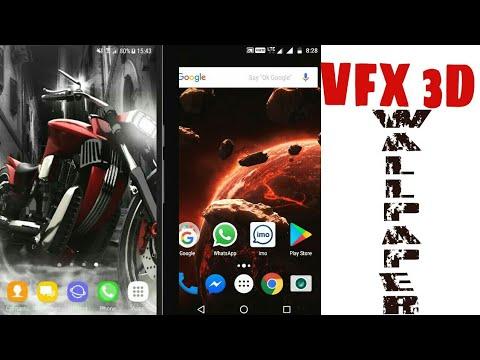 Vfx 3d Wallpapers Ringtones Parallax Youtube