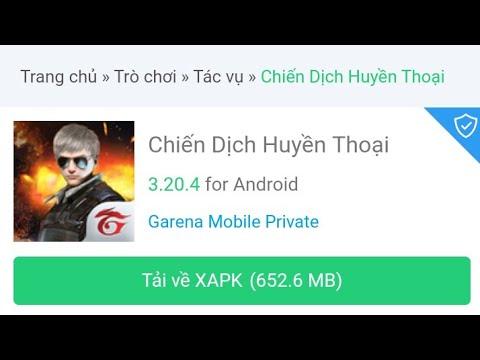 """HƯỚNG DẪN TẢI GAME """"CHIẾN DỊCH HUYỀN THOẠI"""" ( Game Huyền Thoại Bị Xóa Khỏi Việt Nam )"""