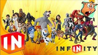 Звёздные войны, дисней, Супергерои мультфильмы Игры для детей на английском - Disney Infinity 3.0