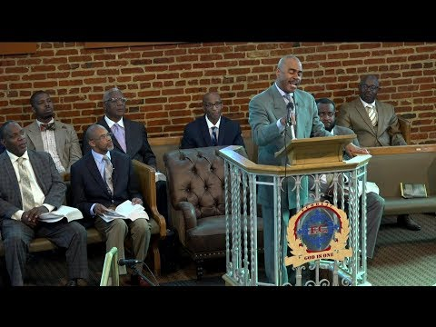 Truth of God Broadcast 1123-1124 Baltimore MD Pastor Gino Jennings HD Raw Footage!