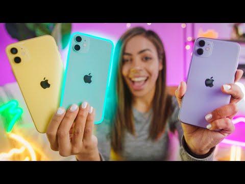 IPhone 11 Is BEAUTIFUL!