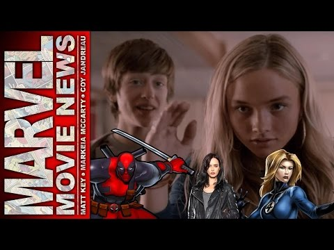 Reactions to The Gifted Trailer | Marvel Movie News Ep 131