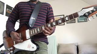 Audioslave Be Yourself Guitar Cover