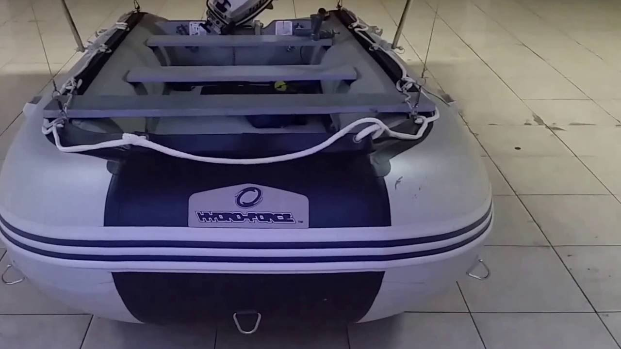 Bestway Hydro-force Marine Pro Inflatable Boat Reviews