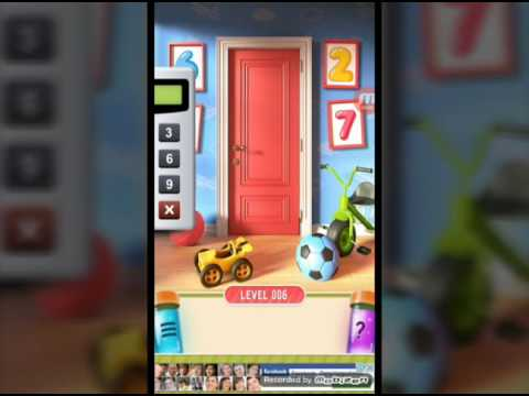 100 doors puzzle  box level 6, 7, 8, 9, 10.