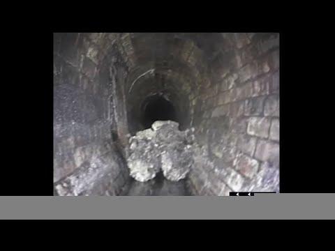 'Fatberg' Clogs London Sewer