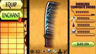 Shadow Fight 2 The Most Fastest Composite Sword