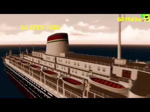 [SFM Ships] The S.S. Andrea Doria