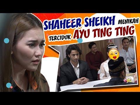 Begini Nih Reaksi Ayu Ting Ting Melihat Shaheer Sheikh Menikah Di Depan Matanya