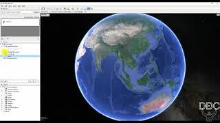 Tạo đoạn Video giới thiệu vị trí dự án trên Google Earth