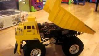 Tamiya Mammoth Dump Truck