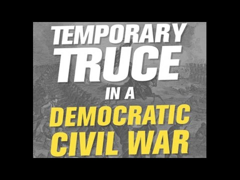Temporary Truce in a Democratic Party Civil War