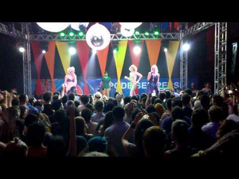 Willam, Raja & Milk - XTRAVAGANZA - Porto Alegre 26/11/14