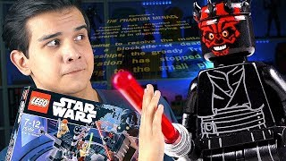 LEGO Star Wars - ДАРТ МОЛ - Набор На Обзор (75169)
