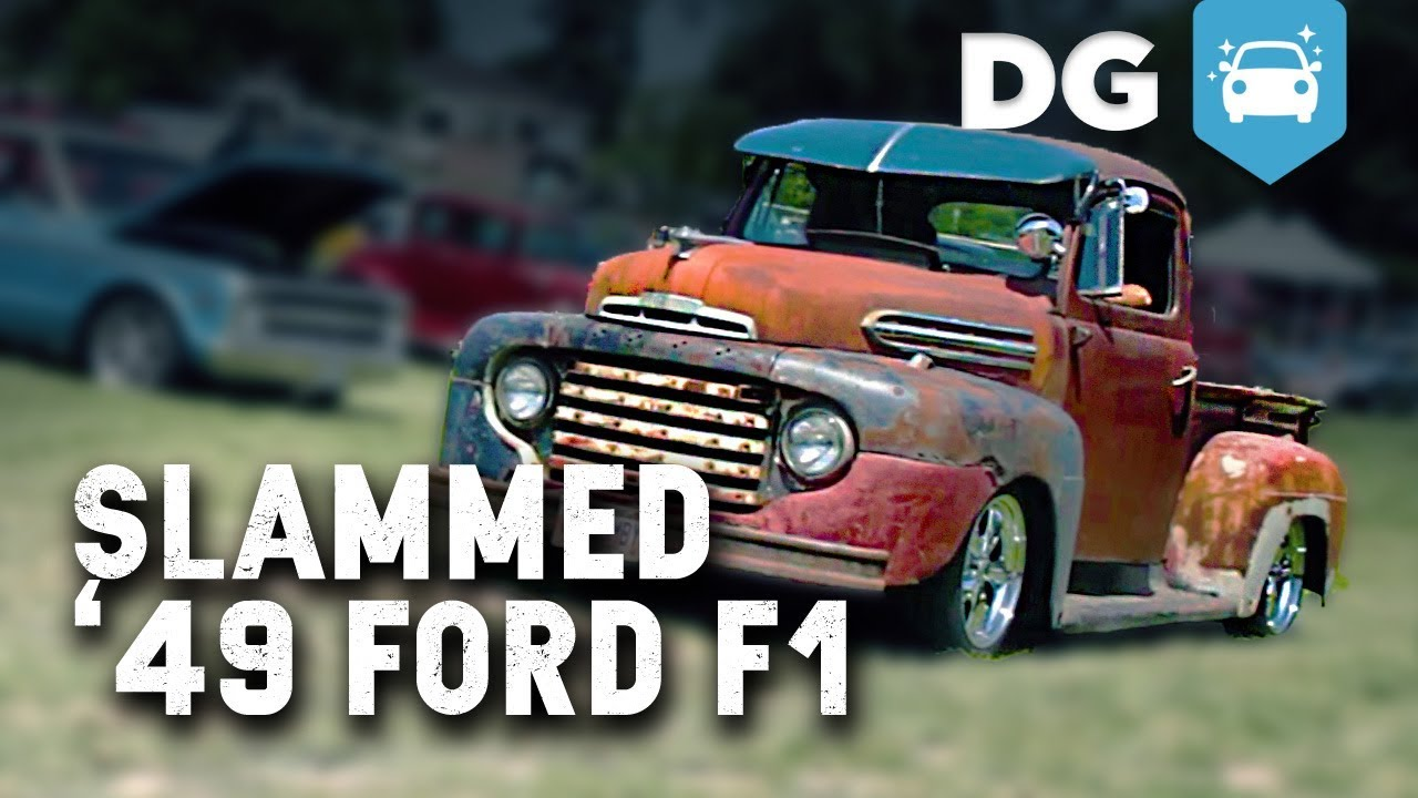 1949 Ford F1 Rat Rod Pickup Truck Youtube Chevy Vin Decoder
