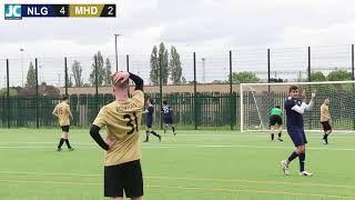 North London Galaxy vs Mill Hill Dons