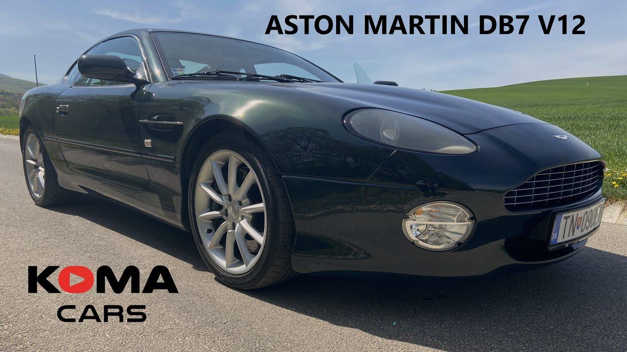 Aston Martin Db7 Vantage V12 Show Walkaround Interier Exterier Youtube