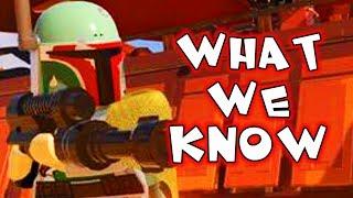 LEGO Star Wars The Skywalker Saga What We Know