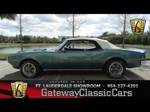 #462-FTL 1968 Pontiac Firebird