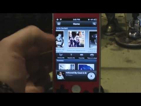 Better Than The iPod !    Groove 2   Music Player App Review