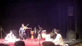 Sadie Harrison: Dast be Dast for rubab, viola, and tabla