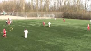 U18DM: BSF-Team Viborg 01-04-2017 Resultat: 1-4, 1.Halvleg del. 1