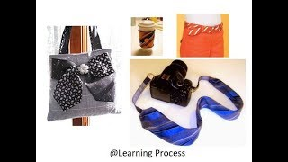 15 cool ways to reuse or recycle old ties | Learning Process