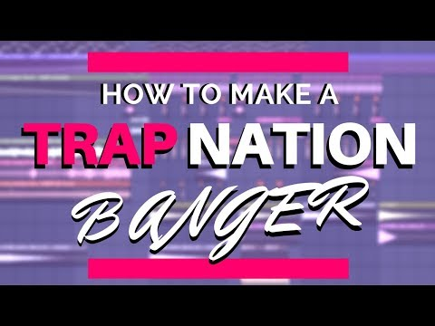 How To Make TRAP IN 2 MINUTES