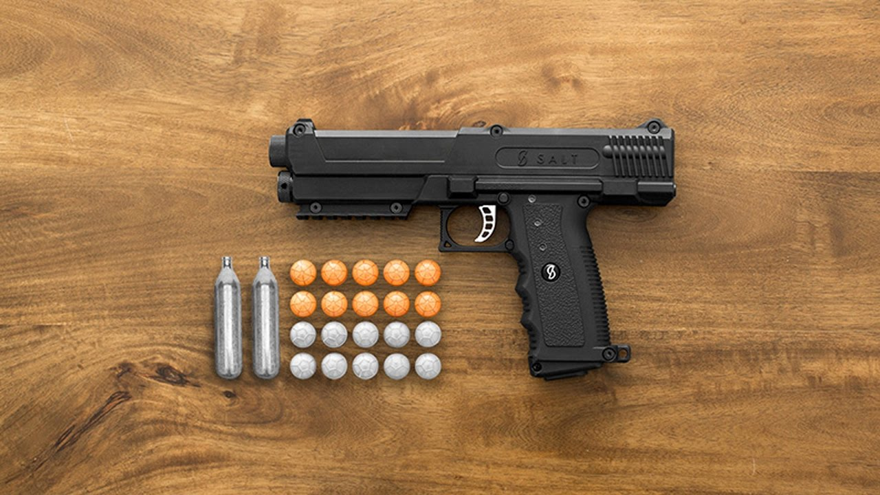 Gas weapons. Self defense weapon 89