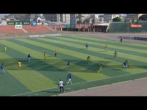 NPFL : Match Day 17 Recap I Nigeria Professional Football League 2021 (NPFL)