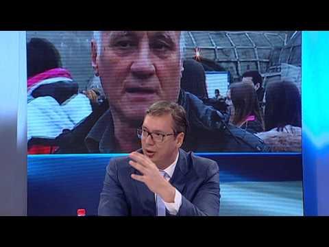 Intervju Aleksandar Vučić - 29.05.2017.
