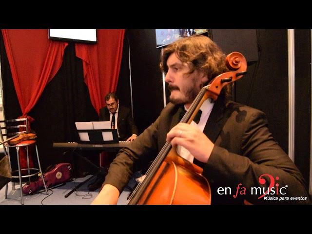Dueto Enfamusic (piano y chelo)