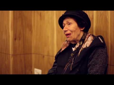 Holocaust Survivor Anne Frank's best friend - Hannah Pick Goslar