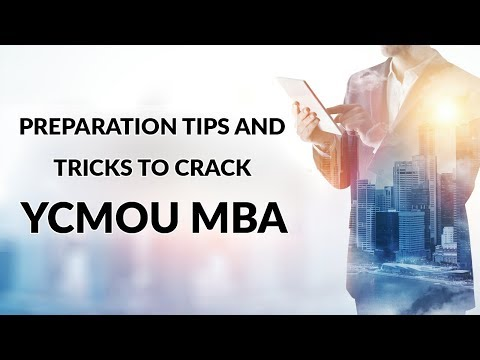 Preparation Tips and Tricks to Crack YCMOU MBA