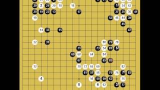 囲碁棋譜再現:第10回春蘭杯世界囲碁選手権準決勝 黒:陳耀燁 vs 白:周睿洋