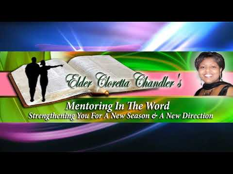 Welcome To Cloretta Chandler Ministries