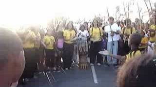 Orquesta de Berimbau Grupo N'zinga ritmo Cavalaria
