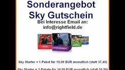 SKY Rabatt Abo, Soderangebote, Sky Gutscheine, Sky Gutscheincode