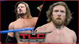 WWE TLC 2018 Tables, Ladders & Chairs 2018 AJ Styles vs Daniel Bryan Match Preview