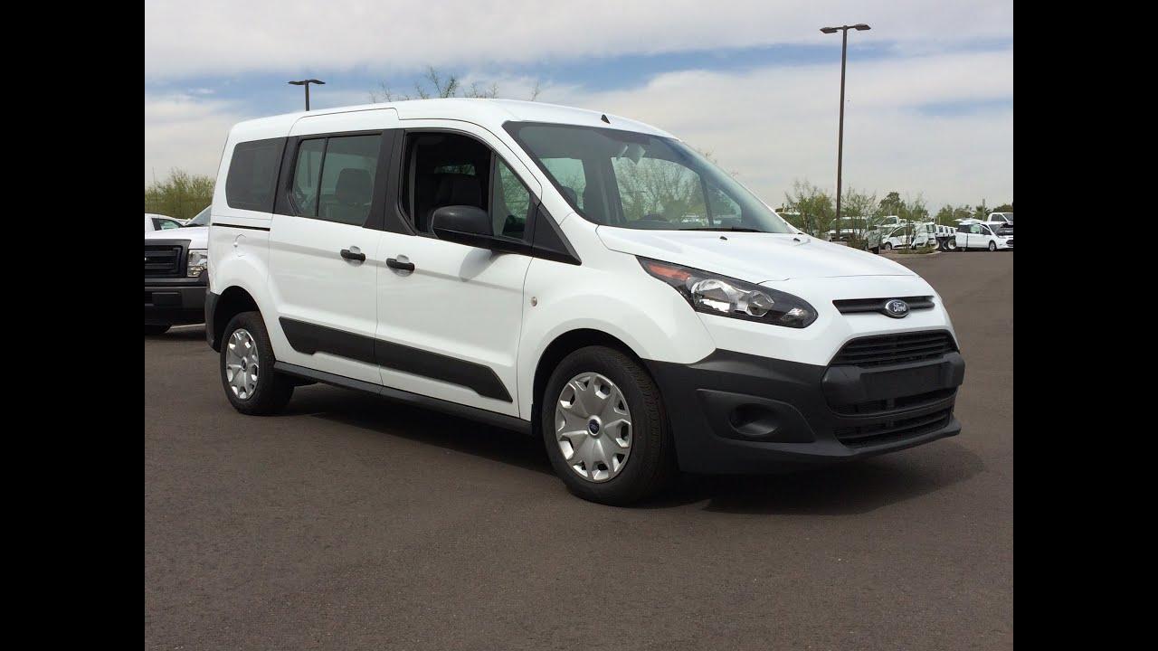2015 Ford Transit Connect Wagon Walkaround Youtube