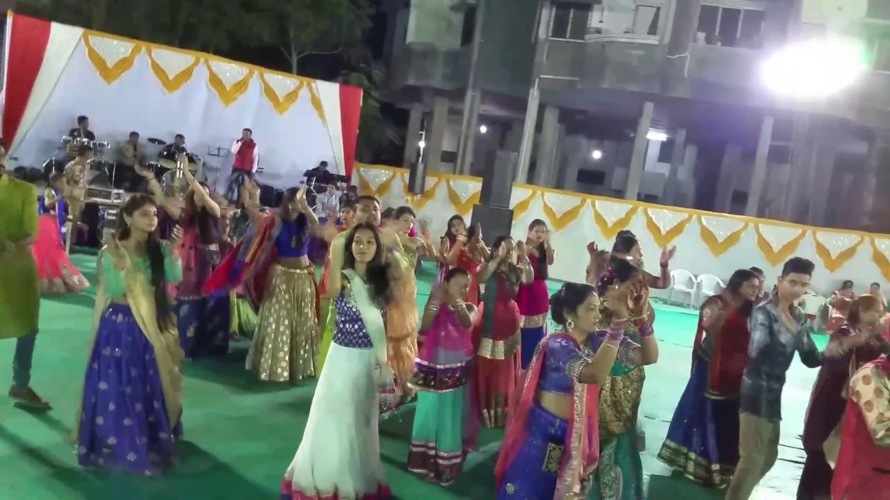 laju wedding garba youtube