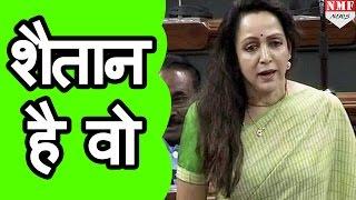 Hema Malini calls juvenile 'devilish' & Punish like an adult in Nirbhaya case