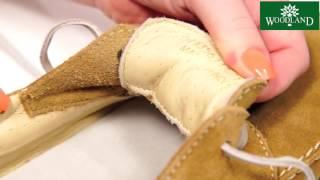 Мужская Обувь Woodland. Обзор моделей и качества
