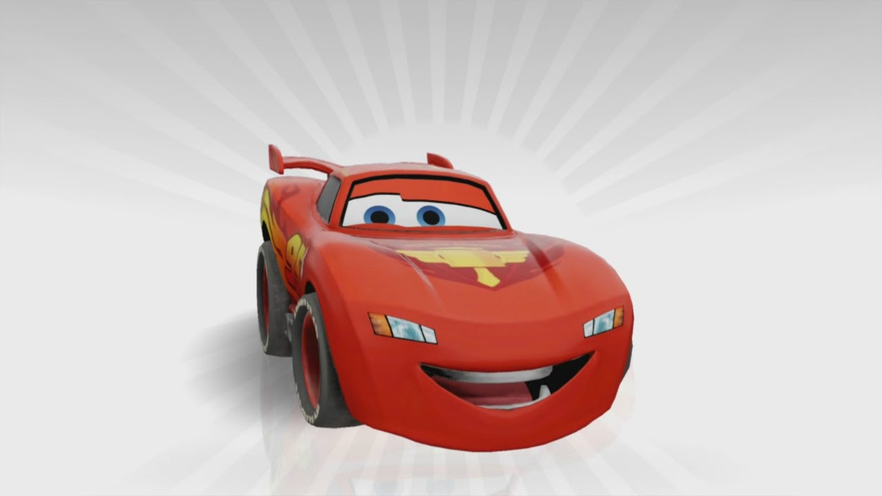 disney infinity lightning mcqueen youtube. Black Bedroom Furniture Sets. Home Design Ideas