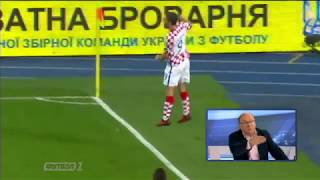 Великий футбол от 15.10.2017 | Разбор матча Украина - Хорватия, обзор 12-го тура УПЛ