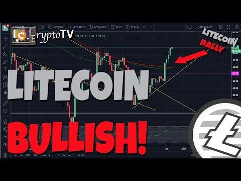Big BULLISH Signs For Litecoin While Ripple MOONS!