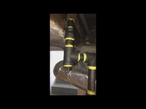 Natural Gas Pipe Replacement Project